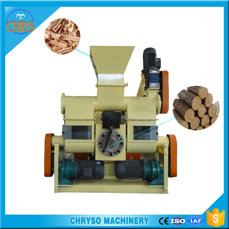 Piston type Hydraulic Press Briquetting Machines