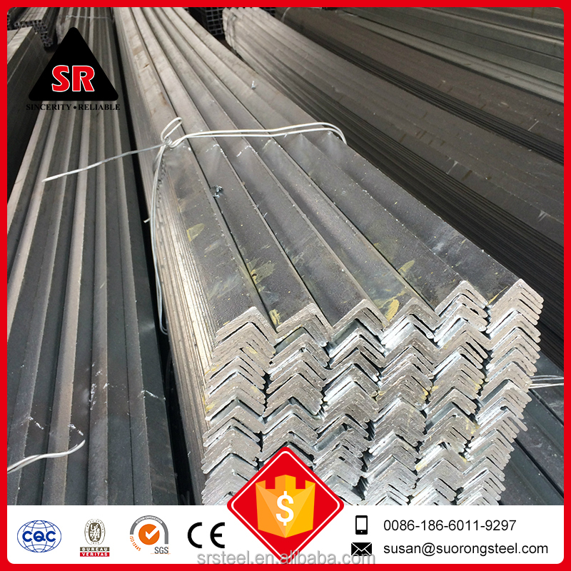 cheap structural mild steel angle weight