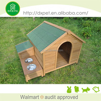 Large Outdoor Heavy Duty Wooden Dog Kennel