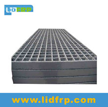 FRP molded grating profiles