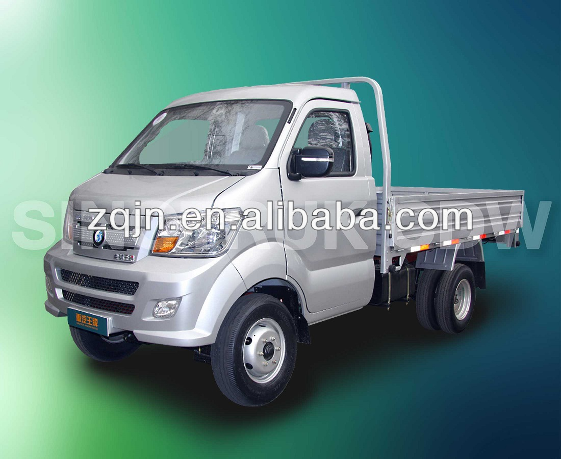 Competitive Price with A/C 1-10tons light truck 4x4 4x2 mini cargo pickup
