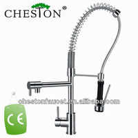 single level pull down kitchen mixer&kitchen faucet&tap