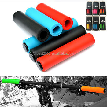 Bicycle Cycling Bike Mtb Tube Sponge Foam Rubber Handlebar Grips Smooth/Rough
