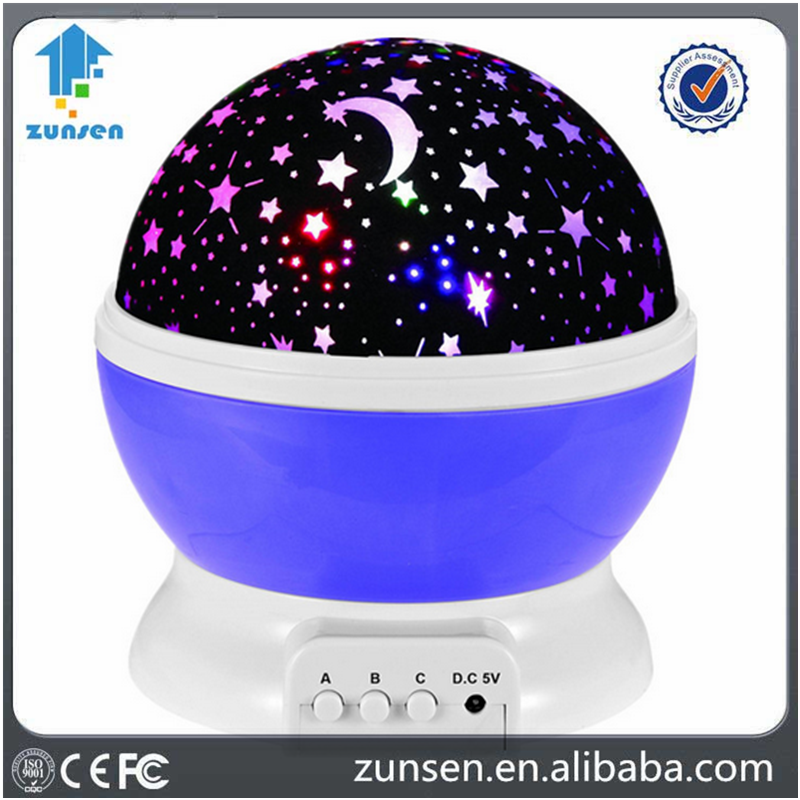LED Star Master night light Star Constellation Projector night Lamp for kids
