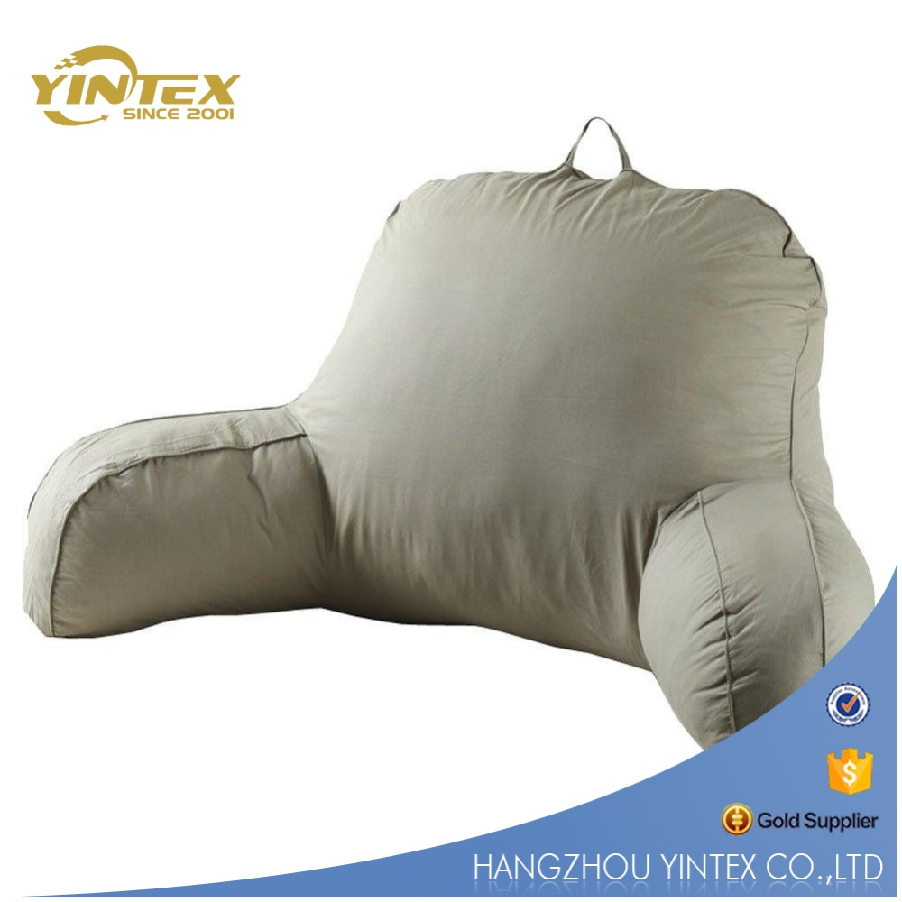list manufacturers of bed rest pillows with arms, buy bed rest