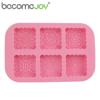 Factory wholesale high quality soap mold silicone