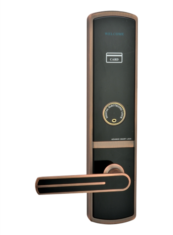 electronic door lock & energy saver for hotel