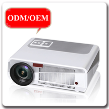 3500 lumens android4.4 home cinema connect tv led lcd projector