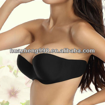 Romantic wedding seamless bra
