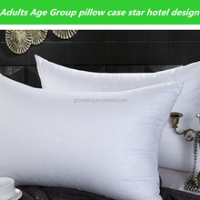 Adults Age Group pillow case star hotel design