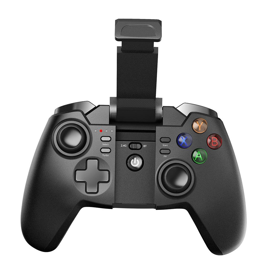 New Version Tronsmart Mars G02 Gampad Wireless Game <strong>Controller</strong> with BT& 2.4GHz Modes for Android Windows Play Station 3