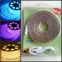 Directly factory price SMD 5050 60leds waterproof side mounted led light strip