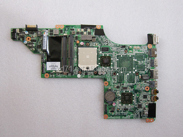 China original Motherboard 100% Tested OK 605496-001 for DV7 DV7-4000 Series Laptop Motherboard