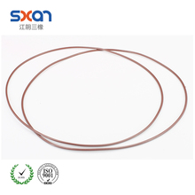 flat silicone rubber o ring/factory direct supply wholesale fkm o-ring