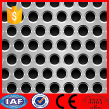 Decorative Aluminum Micro Low Perforated Sheet Metal