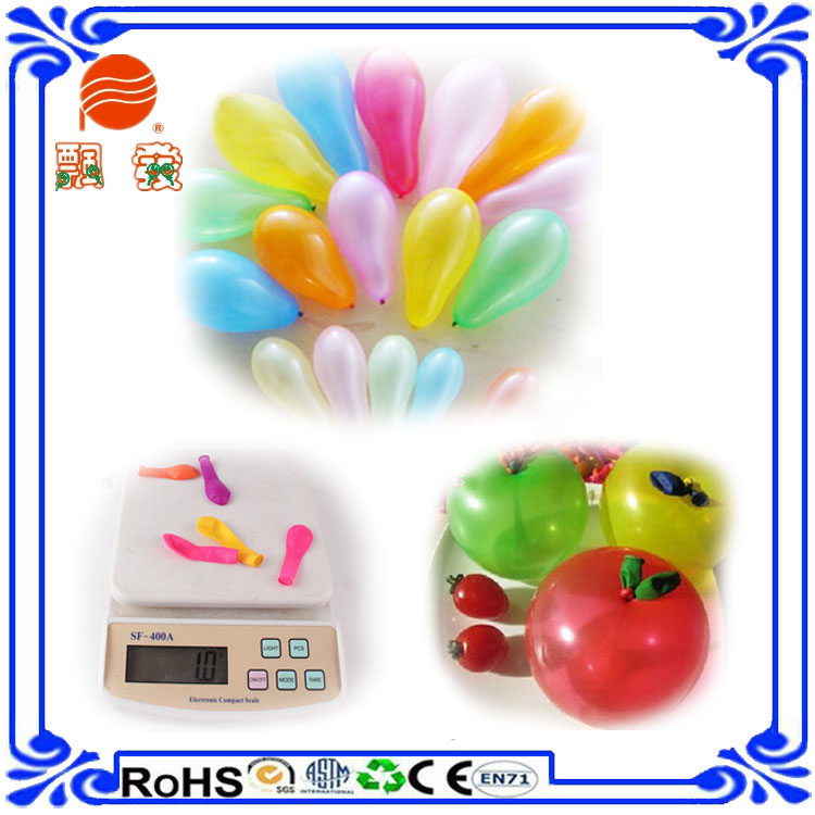 self sealing crazy water balloons bomb,kids party and outdoor game