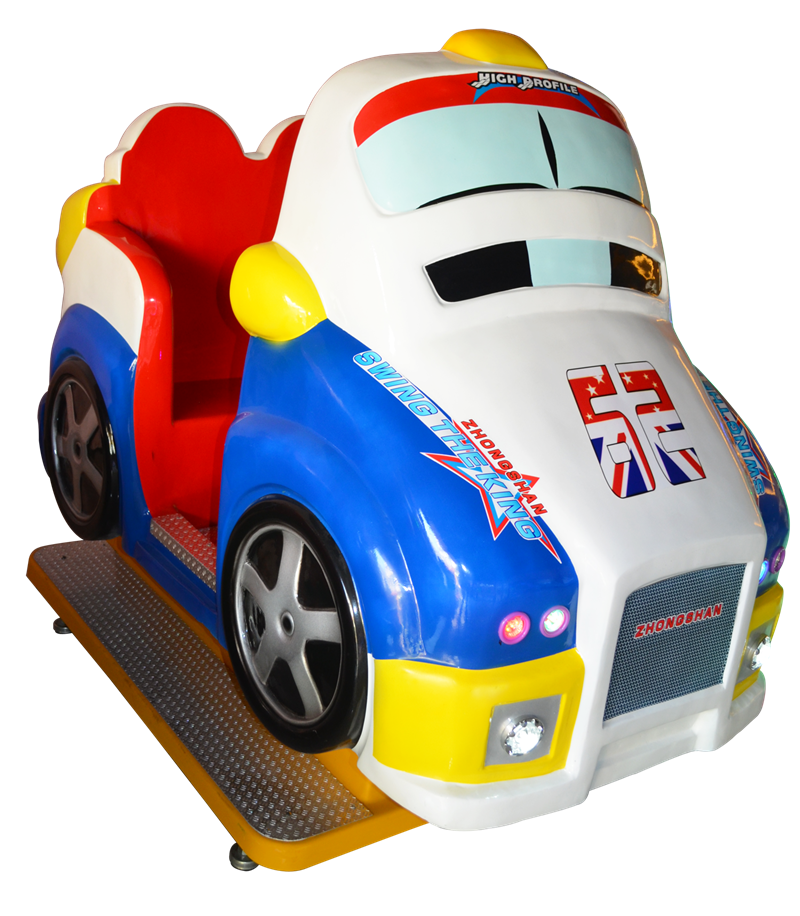coin operated amusement park kiddie rides, arcade video Baby Car game