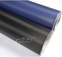 Air bubble free car carbon fiber products