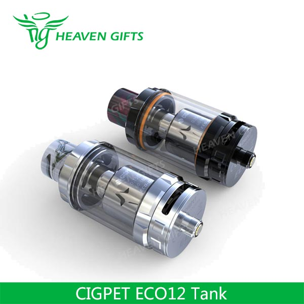 Heaven Gifts Wholesale 6.5ml CIGPET ECO12 Atomizer vaping to quit smoking