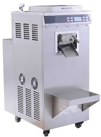 ice cream shop equipment 380v 50hz CE CCC and ISO9001