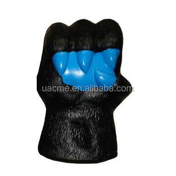 PU DRING HOLDER stress antistress ball