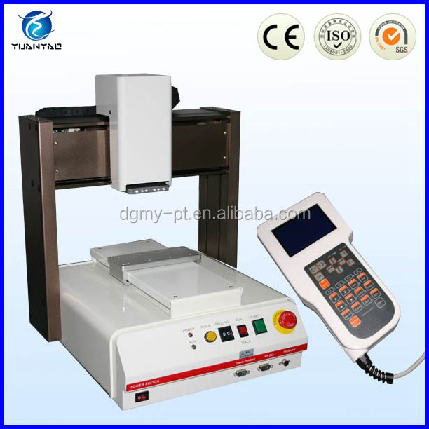 Super Automatic Liquid Glue Dispensing Machine