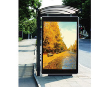 Ultra HD Outdoor Led Display Standing Large Advertising Lcd Screens