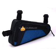 High quality cycling bag top tube outdoor front bike saddle bag