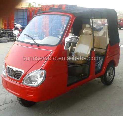 200CC three wheel tricycle taxi, 3 wheel car, 3 wheel car passenger