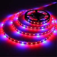 Hydroponic greenhouse 5630 15w 30 leds 12v led grow light strip