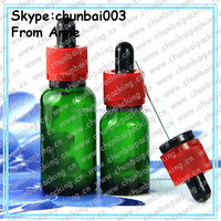 Hot sale FOOD GRADE in September childproof tamper cap e liquid 30 ml bottle with luer lock bottle caps