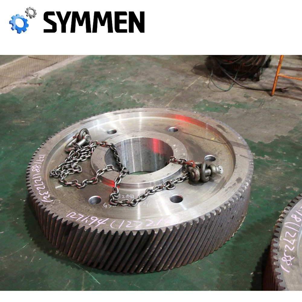 Max.Diameter Hobby Large Metal Diameter Ring Gear For Heavy Machine