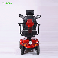 YeahBest Outdoor Lightweight Electric Mobility Scooter For The Elderly And Disabled