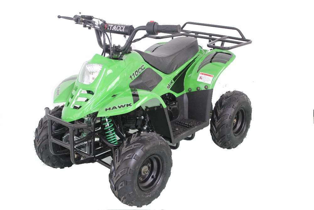 TK50/70/90ATV-6 quad atv with automatic gear