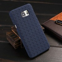 2016 New Mobile Cover Phone for Samsung Galaxy Note 5, Cloth moblile case for Samsung Galaxy Note5