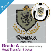 KENTEER-t-shirt heat transfer sticker for screen and offset printing