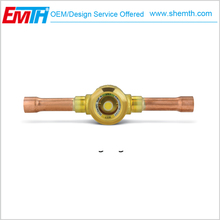Sight Glass Oil Level Indicator , High Temperature Oil Sight Glass Level Gauge