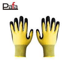 Bus/driver heavy duty CE certification cut 3 working gloves