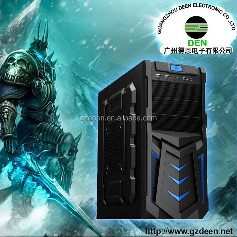 New Model transformers series ATX plastic Computer gaming Full tower Case, slim atx