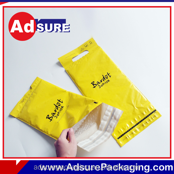 Protective Metallic Poly Bubble Mailer/Bubble Cushioned Envelope/Cute Bubble Envelope