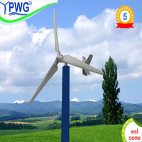 3KW decorative wind turbine E