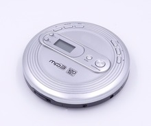Personal CD Discman CD/MP3 player with Big display and optional FM radio