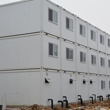 Modular Apartment Buildings Use Ready made Container House