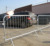 Standard 1100x2100mm Galvanised Cheap Temporary Barrier on sale/Crowd Control Barricade Rental