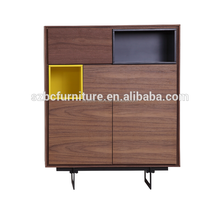Solid Wood MDF Kitchen Cabinet For Sale