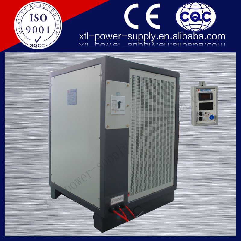 24V 3000A high precision power supply electropolishing equipment