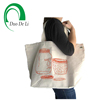 10 Years Experience Custom printed Eco friendly ladies canvas bag for shopping
