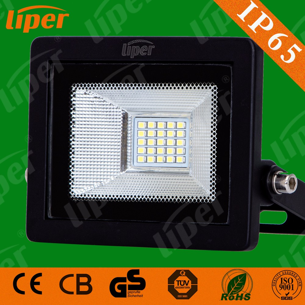 Good Quality Liper Outdoor lighting garden IP65 waterproof SMD 10W led flood light with CE CB RoHs 3 years warranty