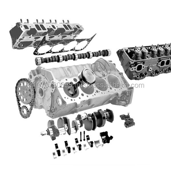 hyundai Grace / Trajet Cylinder Block, Cylinder Head parts
