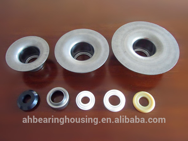 TK6305-89 double bearing housing for idler roller made in china